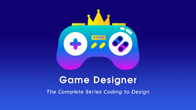 [Free Course]Become a Game Designer the Complete Series Coding to Design~ Link Google Driver