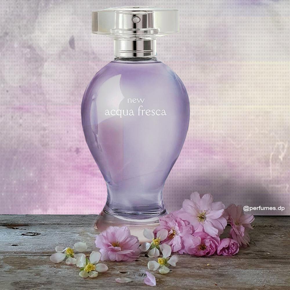 Resenha perfume New Acqua Fresca