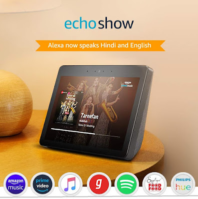 buy Echo Show with alexa