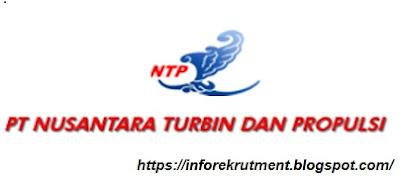 LOWONGAN KERJA BUMN PT. NUSANTARA TURBIN DAN PROPULSI 2018