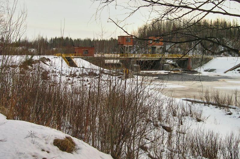 Солзенская плотина