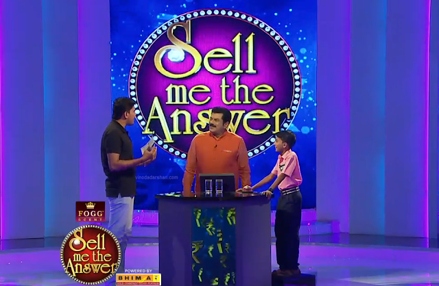 Sell me the answer 2 on Asianet