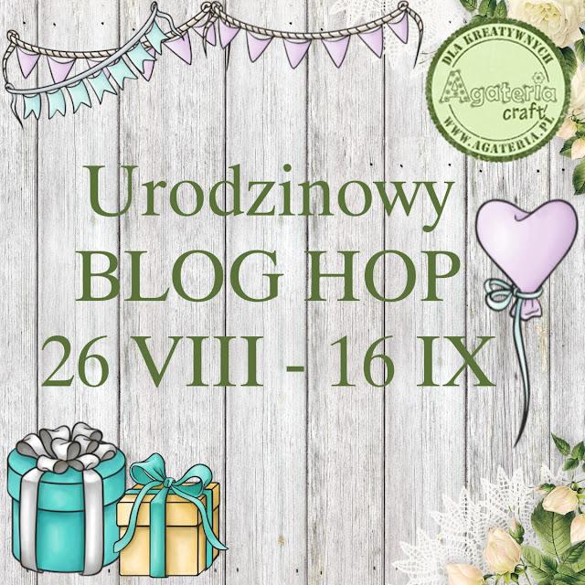 Urodzinowy blog hop