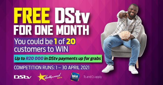 DStv Competition: Terms and Conditions