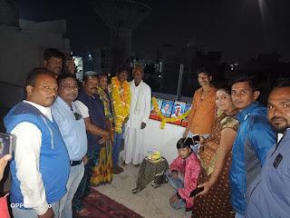 पीथमपुर में मनाई गई मातादीन वाल्मीकि जयंती