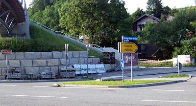 Traunstein Heilig Geist Steg Zugang Nirgendwo