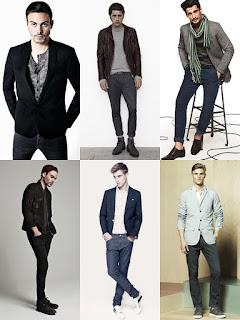 Valentine's Day Clothing for Gentlemen