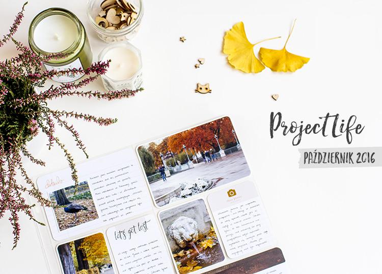 Project life październik