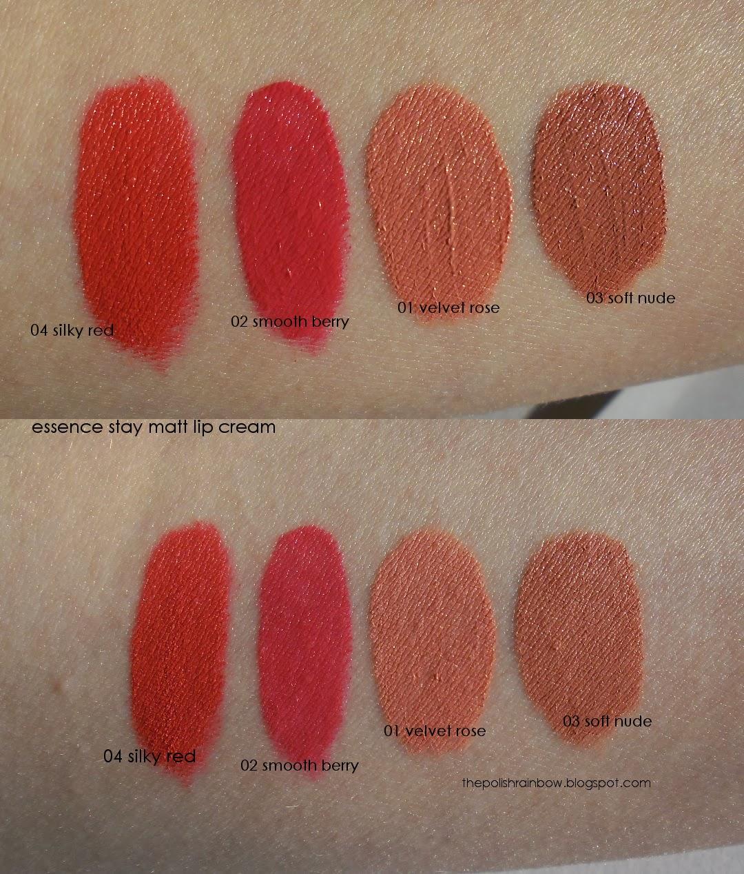 My Only 1 Lipstick Palette by essence #17