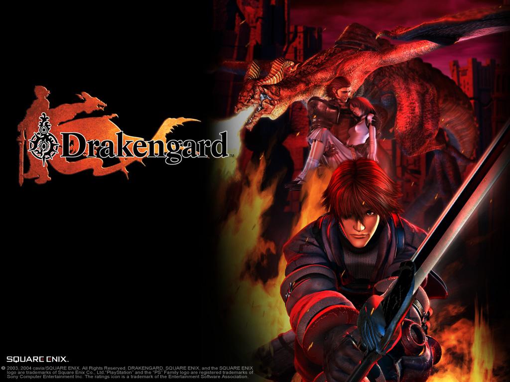 Pretty Cool Games: DRAKENGARD & DRAKENGARD 2
