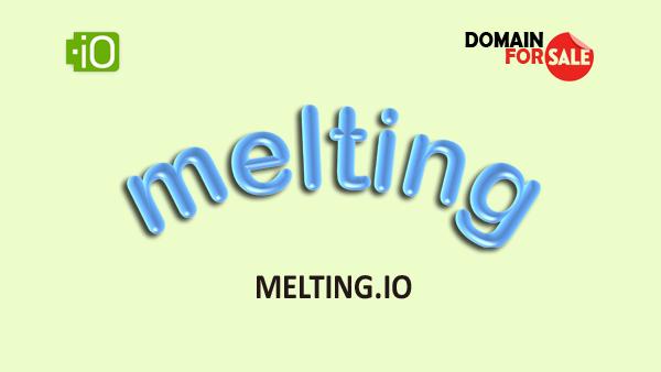 Melting.io