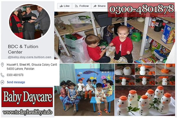 Baby Day Care Center