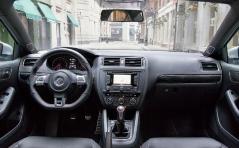 VW Jetta gli 30th Anniversary Edition