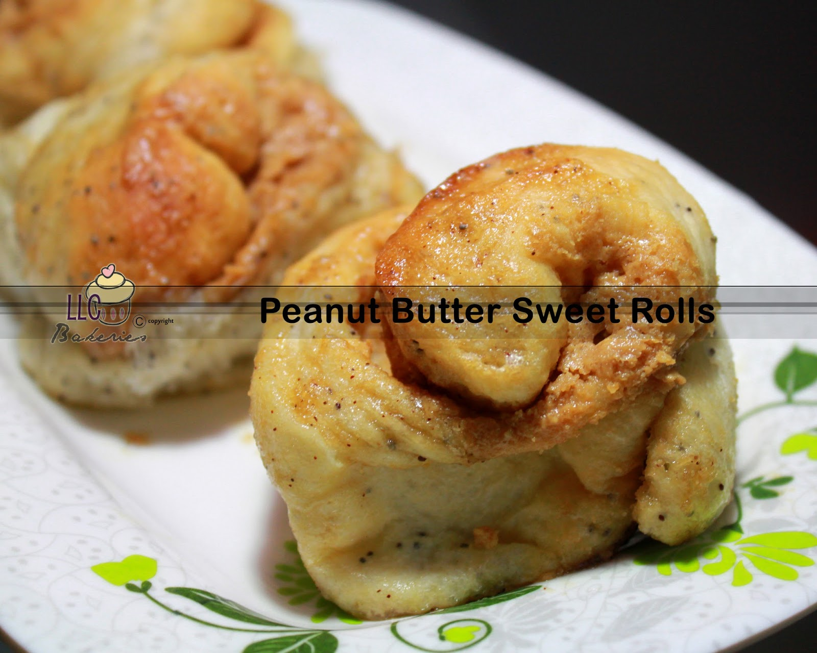LLC Bakeries: Peanut Butter Sweet Rolls