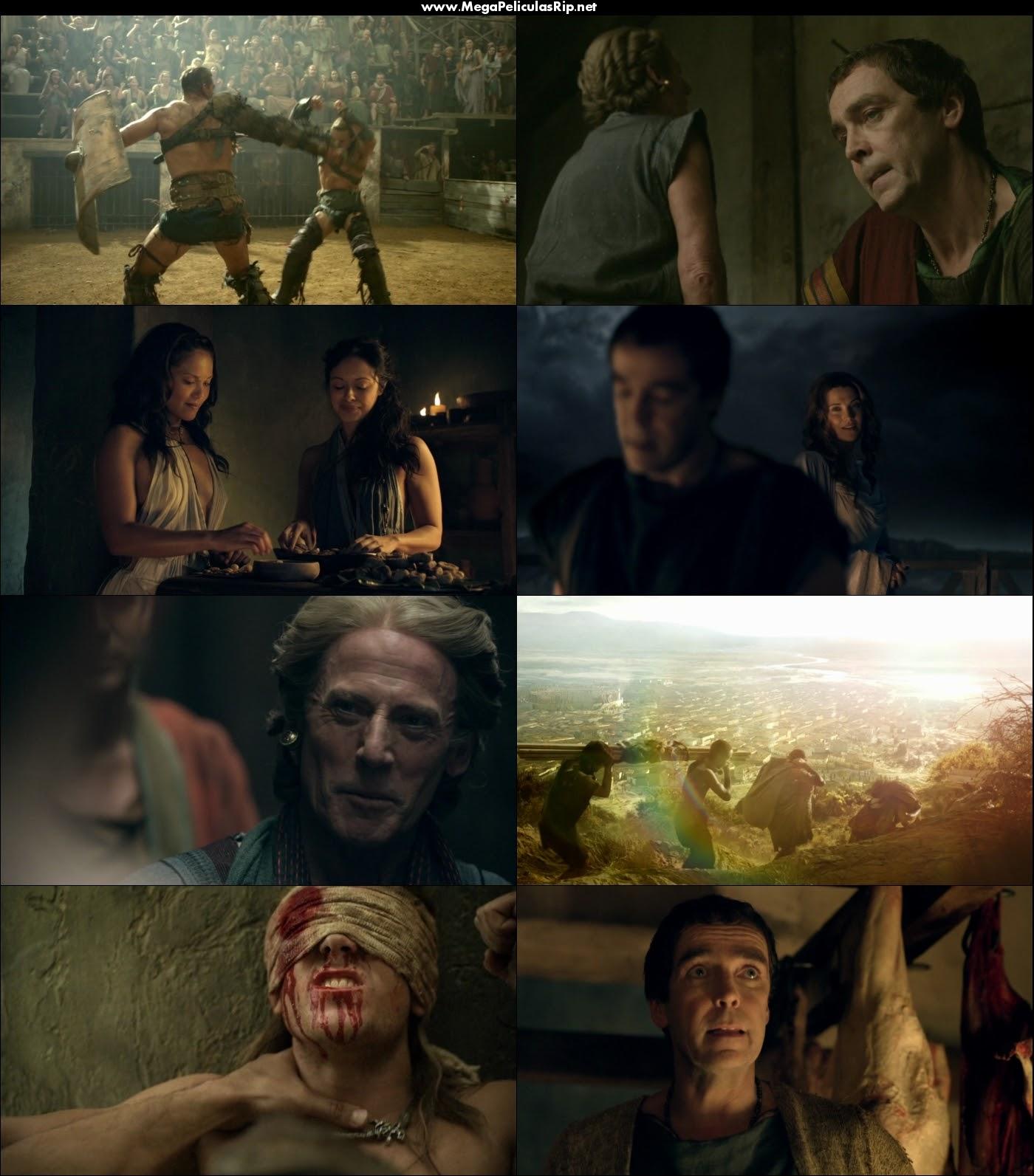 Spartacus Dioses De La Arena 1080p Latino
