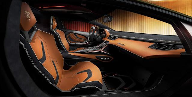 Lamborghini Sian: V12 híbrido inspirado no Countach