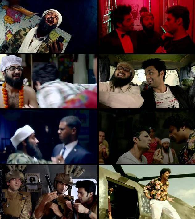Tere Bin Laden Dead or Alive 2016 Hindi 720p DVDRip