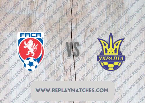 Czech Republic vs Ukraine -Highlights 08 September 2021