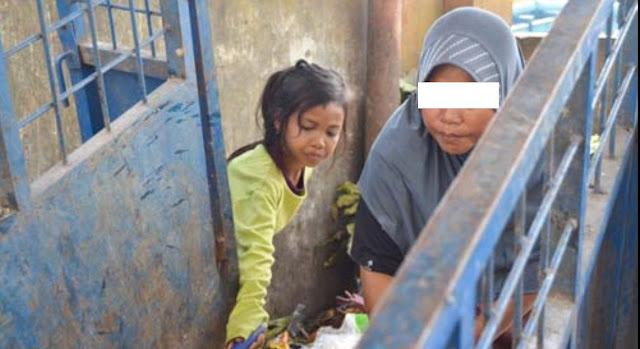 Ibu Jadi TKW, Anak Ini Harus Mulung Sampah Demi Kehidupan dan Sekolahnya, Berikut Kisahnya