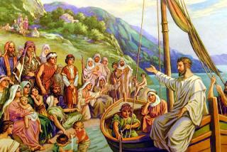 Cantos missa 16º Domingo Comum