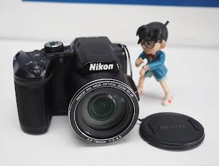 Jual Nikon Coolpix B500 Wi-Fi Second