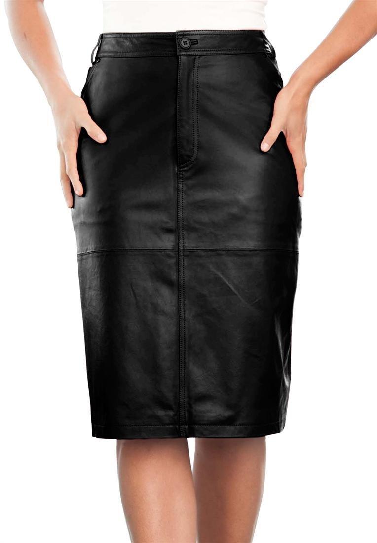 Cheap Plus Size Leather Skirts Fashion Dresses