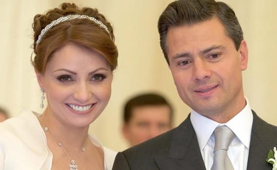 Boda Peña Nieto