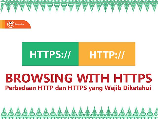 Perbedaan HTTP dan HTTPS yang Wajib Diketahui