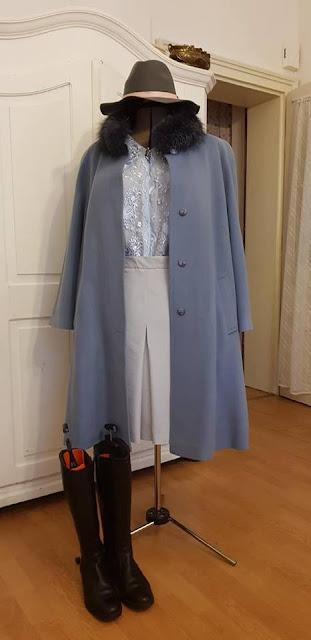"""Zestaw ubran w kolorze """"blue"""""""