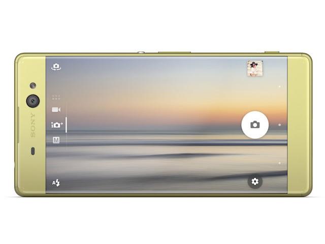 Sony Xperia XA Ultra resmi dirilis dibekali kamera selfie 16MP OIS