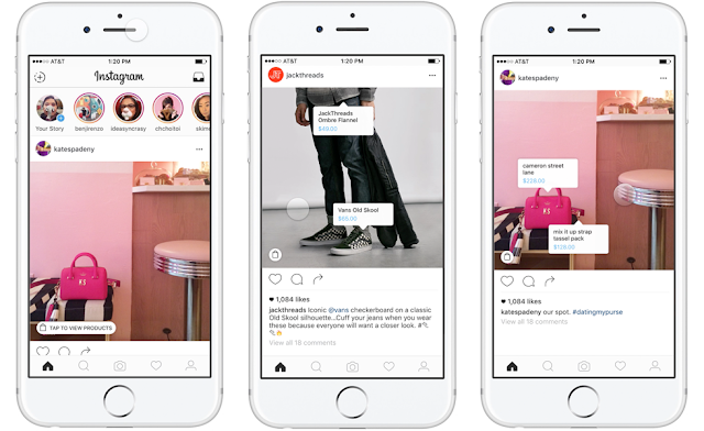 Instagram Launched New Shopping Feature - Now Shopping on Instagram