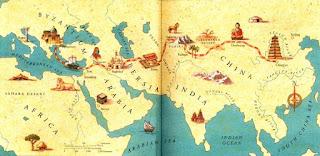 Tarihteki Önemli Ticaret Yolları