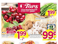 Tops Weekly Ad July 21 - July 27, 2019