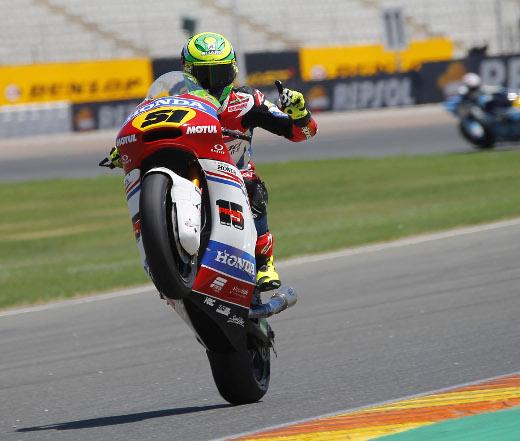 El Circuit Ricardo Tormo decide este fin de semana el título europeo de Moto