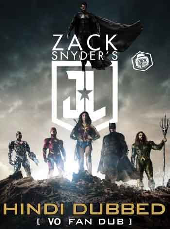 Zack Snyder's Justice League 2021 480p In Hindi 750MB