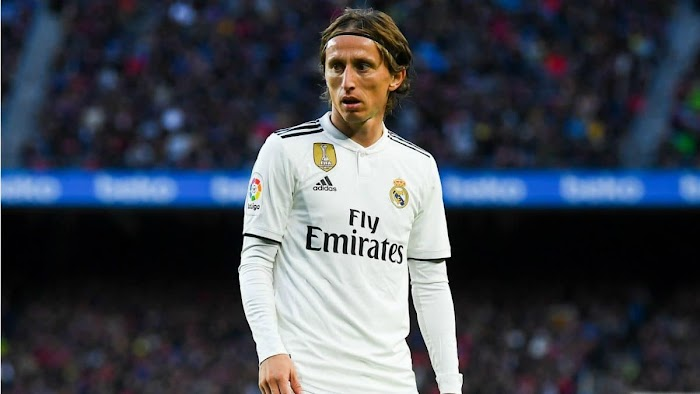 Modric speaks on his red card in Real Madrid's 3-0 win over Celta Vigo