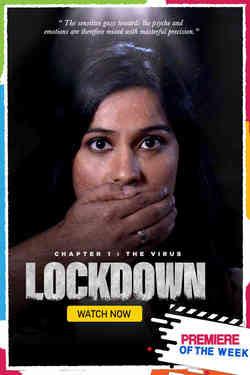 The Virus Lockdown (2021) Hindi 720p HDRip x265 HEVC