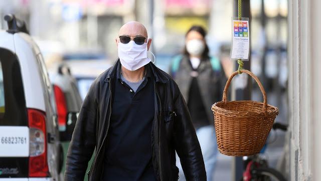 Italia confirma 610 nuevos decesos por covid-19 y ya hay más de 143.000 infectados