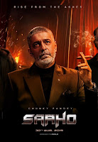 Saaho First Look Poster 12