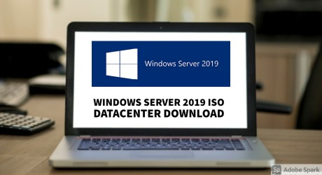 Windows Server 2019 ISO Datacenter Hyper-V Free Download