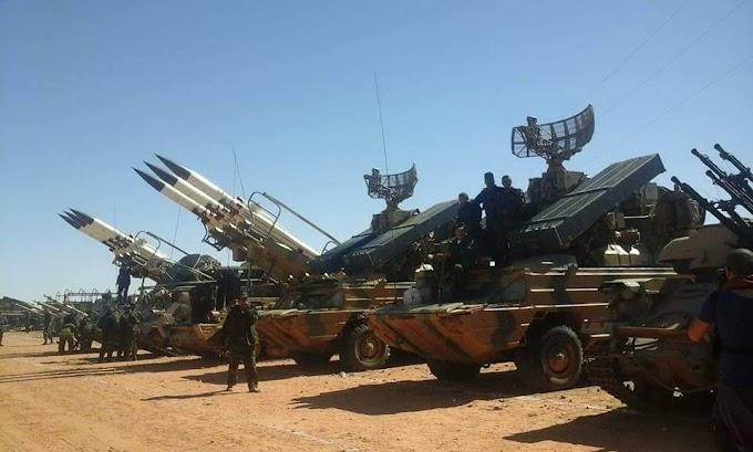 🔴 البلاغ العسكري 186 : وحدات الجيش الصحراوي تستهدف قاعدة عسكرية مغربية في قطاع المحبس.