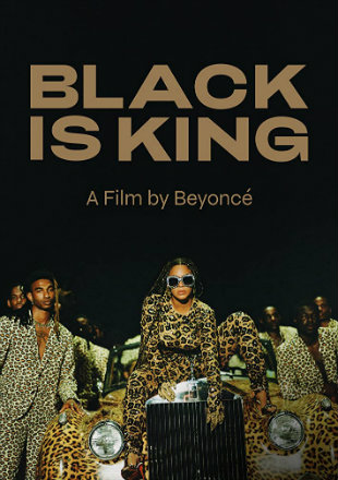 Black Is King 2020 HDRip 720p Dual Audio In Hindi English