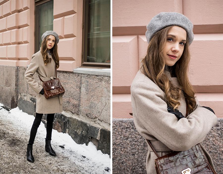 Alkukevään asuinspiraatio, muotibloggaaja Helsinki // Early spring outfit inspiration, fashion blogger Helsinki