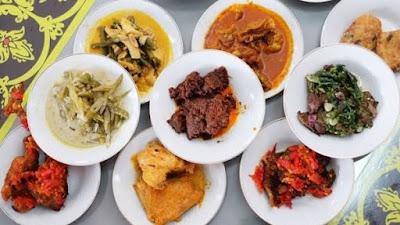 Guru Besar Ilmu Gizi UNAND: Masakan Minang Sehat Untuk Dikonsumsi