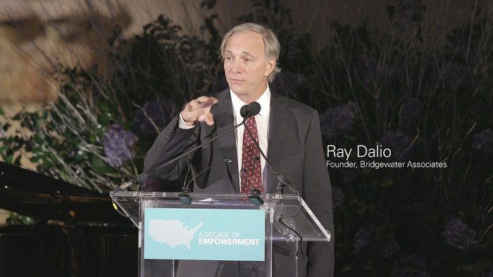Billionaire Ray Dalio