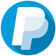 paypal colorful icon