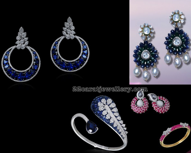 Earrings and Bracelets by Gehna