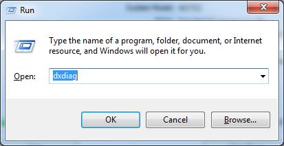 Cara cek spesifikasi laptop atau komputer (tampilan program run)