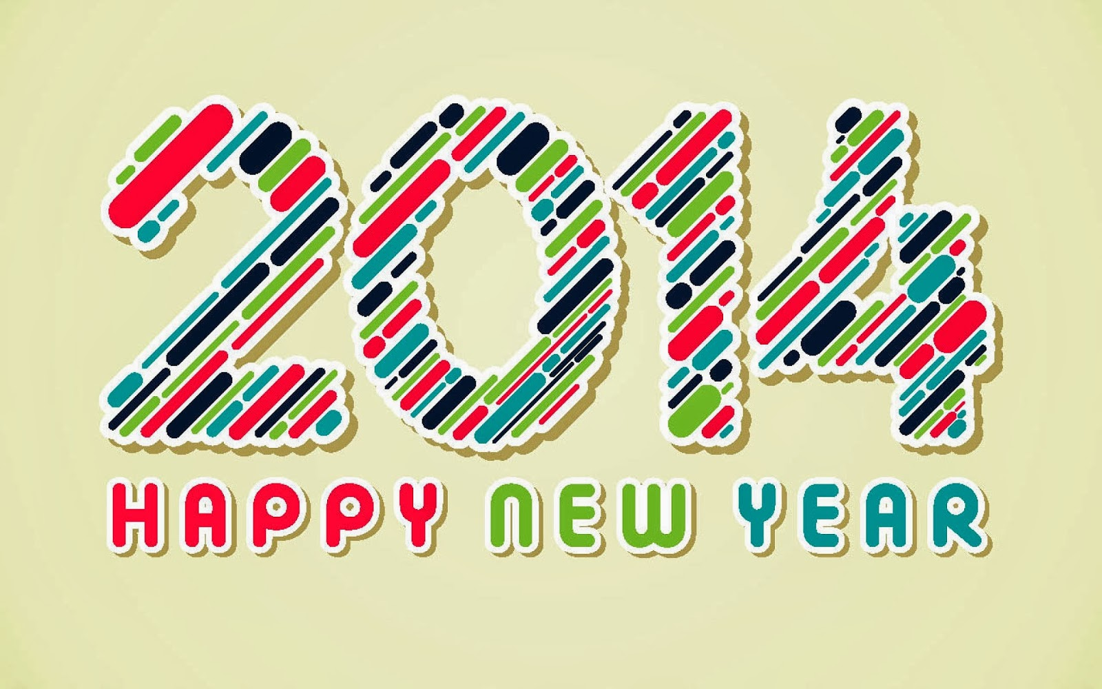Happy New Year 2014 Clip Art.6 Animated Happy New Year Clipart Free 2014