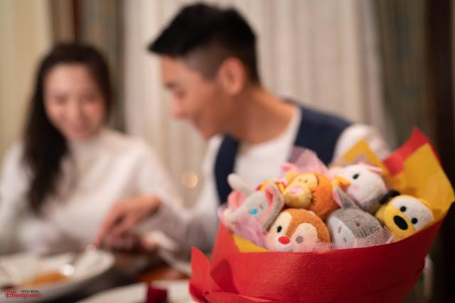香港迪士尼樂園度假區 2021年情人節活動, Hong Kong Disneyland Resort Valentine's Day Offerings